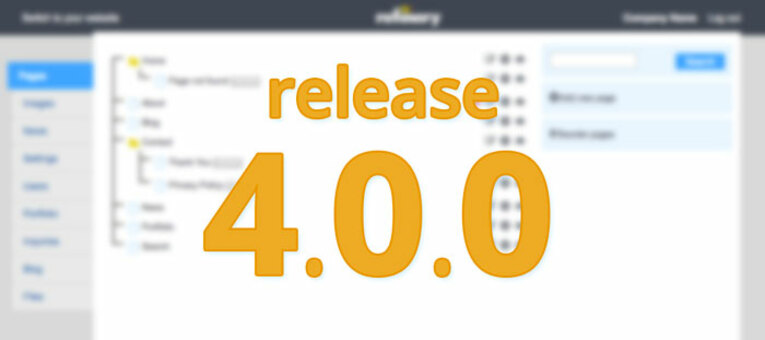 Refinerycms Release 4.0.0