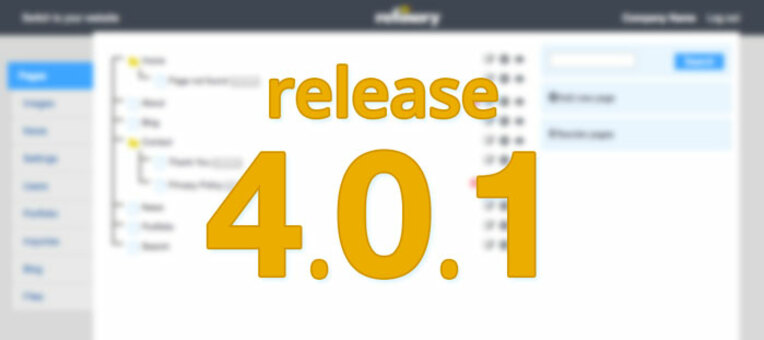 Refinerycms Release 4 0 1